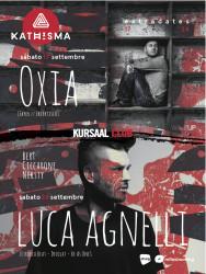 kathisma extra w: oxia & luca agnelli